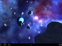 Астероиды 3D живые обои v3.1.4.4