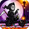 Halloween Town Racing Версия: 2.37