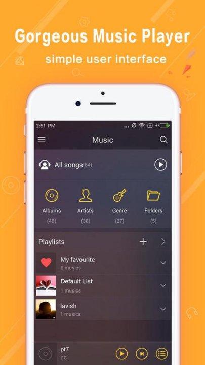 приложение аудиоплеер скачать бесплатно - фото 6