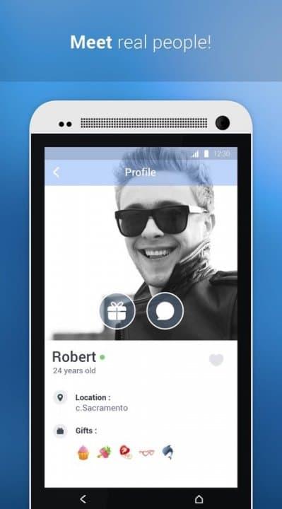 flirchi знакомства и общение скачать на андроид