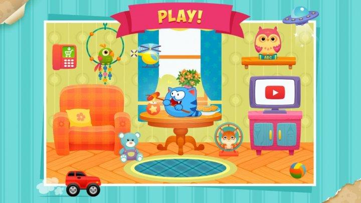 скачать бесплатно игру на андроид мяусим тамагочи котика