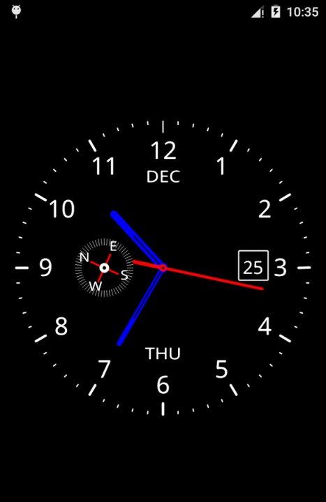 Заставка На Телефон Живые Обои Часы