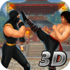 Ninja Kung Fu Fighting 3D - 2 Версия: 1.6.3