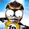Stickman Downhill Motocross Версия: 2.9