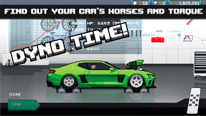 скачать игру Pixel Car Racer 1 1 18 на андроид бесплатно