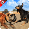 Angry Dog Fighting Hero: Wild Street Dogs Attack Версия: 1.2