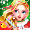 Christmas Hair Salon Версия: 1.0