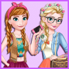 Modern Sisters Fashion Makeup Dressup Game Версия: 100