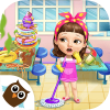 Sweet Baby Girl Cleanup 6 - Cleaning Fun at School Версия: 2.0.23