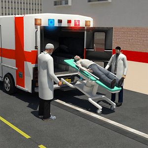 Ambulance Rescue Simulator 2018 Версия: 1.2