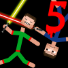 Stickman Warriors 5 Craft Skins Версия: 1.3
