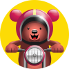Excite Bear – Animal Bikers Версия: 1.0.2