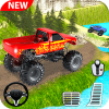 Offroad Grand Monster Truck Hill Drive Версия: 1.0