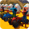 Grand Superhero Pro ATV Quad Racing Версия: 1.0