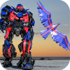 Police Robot Eagle Transform: Battle Revolution Версия: 1.2