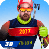 Biathlon Game - Skiing and Shooting Winter Sports Версия: 1.0.0