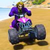 супергерой про квадроцикл четырехъядерных гонки Версия: 1.3