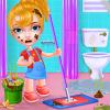 Скачать Держите ваш дом чистой - девочек дома очистки игра на андроид
