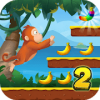 Jungle Monkey Run 2 Версия: 1.2.6
