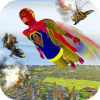 Spider Hero Gangster Crime Battle Версия: 1.0.1