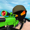 Stickman Battle : Online Shooter 3D Версия: 1.6