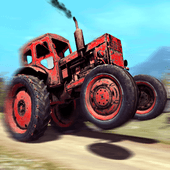 Ride to hill: Offroad Hill Climb Версия: 1.40
