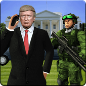 US President HiJack Survival Critical FPS Mission Версия: 1.2