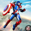 Super Captain Flying Robot City Rescue Mission Версия: 1.1.6