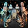 Война роботов-трансформеров Версия: 1.0