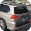 Car Parking Lexus LX 570 Simulator Версия: 1.0