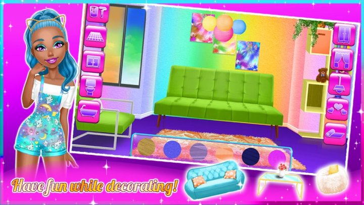 Skachat Igru Dream Doll House Decorating Game 1 02 Na Android