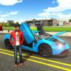 Спортивный симулятор вождения автомобилей 2018 Версия: 1.1