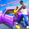 San Andreas Auto Theft : City Of Crime Версия: 1.3