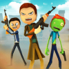 Stick Neighbor Battleground Royale Версия: 1.3