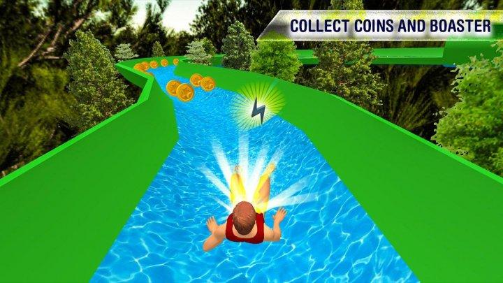 Гонки на водных горках играть онлайн гонки онлайн бесплатно управление рулем