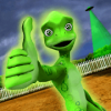 Scary Green Grandpa Alien Версия: 1.4