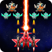 Strike Galaxy Attack: Alien Space Chicken Shooter Версия: 25.8