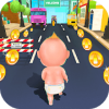 Baby Run - Babysitter City Escape Версия: 1.3