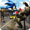 Sonic Superhero Fighter Версия: 1.1