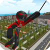 Stickman Rope Hero Версия: 3.0
