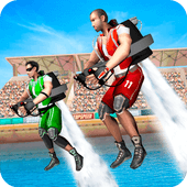 Jetpack Water Speed Race Версия: 10.0