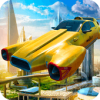 Flying taxi simulator Версия: 2.0