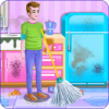Daddy Messy House Cleaning Версия: 1.0.0