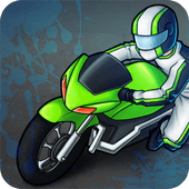 Bike Racing Moto Версия: 3