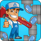 Connect Pipes Plumber Версия: 1.0