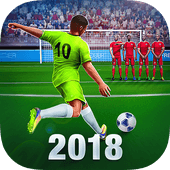 FreeKick World Football Cup 2018 Версия: 1.7.7