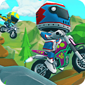 Moto Trial Racing Версия: 1.1