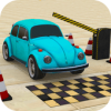 Classic Car Parking Real Driving Test Версия: 1.2