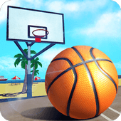 3D баскетбол бросок - Basketball Shoot Версия: 4010004