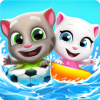 Talking Tom Pool Версия: 2.0.1.488